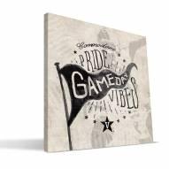 Vanderbilt Commodores Gameday Vibes Canvas Print
