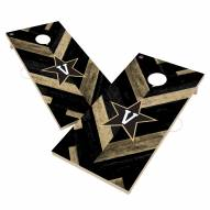 Vanderbilt Commodores Herringbone Cornhole Game Set