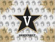 Vanderbilt Commodores Logo Canvas Print