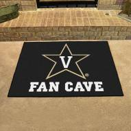 Vanderbilt Commodores Man Cave All-Star Rug