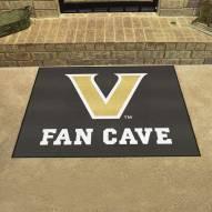 Vanderbilt Commodores Man Cave All-Star Rug