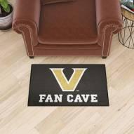 Vanderbilt Commodores Man Cave Starter Mat