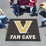 Vanderbilt Commodores Man Cave Tailgate Mat