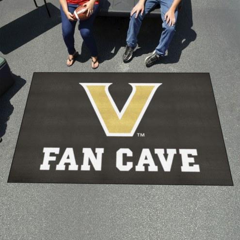 Vanderbilt Commodores Man Cave Ulti-Mat Rug