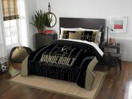 Vanderbilt Commodores Modern Take Full/Queen Comforter Set