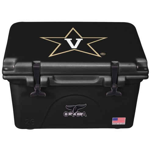 Vanderbilt Commodores ORCA 26 Quart Cooler