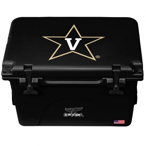 Vanderbilt Commodores ORCA 40 Quart Cooler