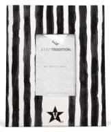 Vanderbilt Commodores School Stripes Picture Frame