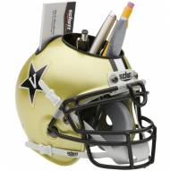 Vanderbilt Commodores Schutt Football Helmet Desk Caddy