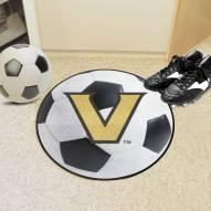 Vanderbilt Commodores Soccer Ball Mat