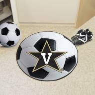 Vanderbilt Commodores Soccer Ball Mat