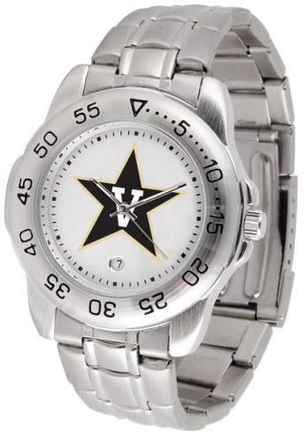 Vanderbilt Commodores Sport Steel Men's Watch