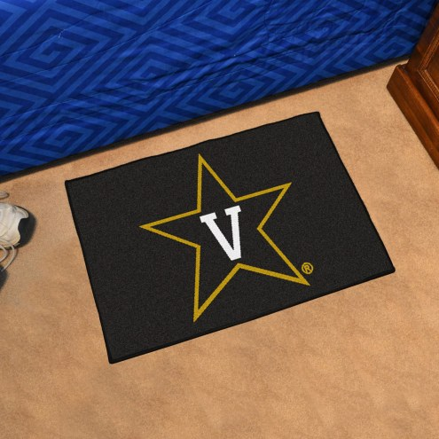 Vanderbilt Commodores Starter Rug