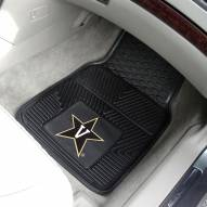 Vanderbilt Commodores Vinyl 2-Piece Car Floor Mats
