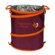 Virginia Tech Hokies Collapsible Trashcan