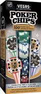 Vegas Golden Knights 100 Poker Chips
