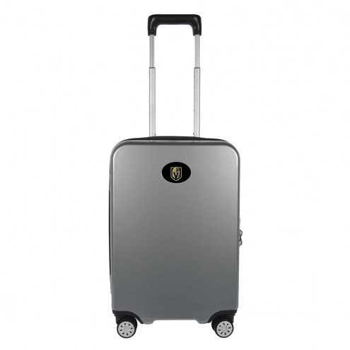 """Vegas Golden Knights 22"""" Hardcase Luggage Carry-on Spinner"""