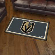 Vegas Golden Knights 3' x 5' Area Rug