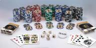 Vegas Golden Knights 300 Piece Poker Set