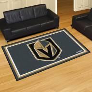 Vegas Golden Knights 5' x 8' Area Rug