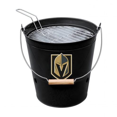 Vegas Golden Knights Bucket Grill