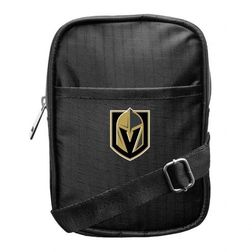 Vegas Golden Knights Camera Crossbody Bag