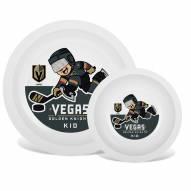 Vegas Golden Knights Children's Plate & Bowl Set