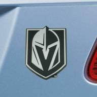 Vegas Golden Knights Chrome Metal Car Emblem