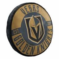 Vegas Golden Knights Cloud Travel Pillow