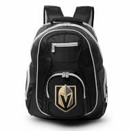 NHL Vegas Golden Knights Colored Trim Premium Laptop Backpack