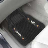 Vegas Golden Knights Deluxe Car Floor Mat Set