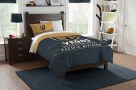 Vegas Golden Knights Draft Twin Comforter Set