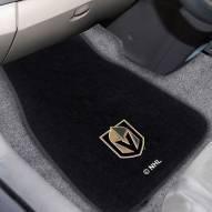 Vegas Golden Knights Embroidered Car Mats
