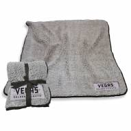 Vegas Golden Knights Frosty Fleece Blanket