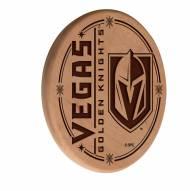 Vegas Golden Knights Laser Engraved Wood Sign