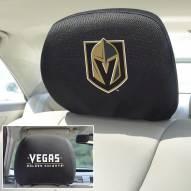 Vegas Golden Knights Headrest Covers