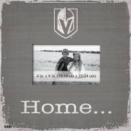 Vegas Golden Knights Home Picture Frame