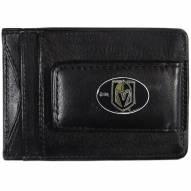 Vegas Golden Knights Leather Cash & Cardholder