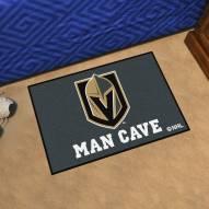Vegas Golden Knights Man Cave Starter Mat
