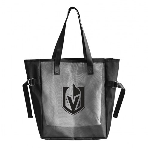 Vegas Golden Knights Mesh Tailgate Tote