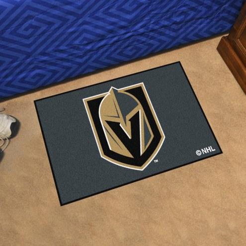 Vegas Golden Knights Starter Rug