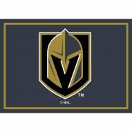 Vegas Golden Knights NHL Team Spirit Area Rug