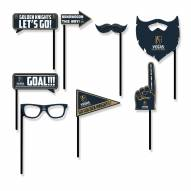 Vegas Golden Knights Party Props Selfie Kit