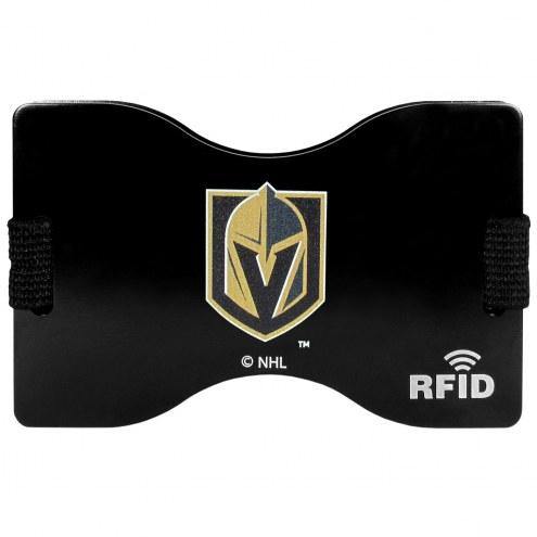 Vegas Golden Knights RFID Wallet