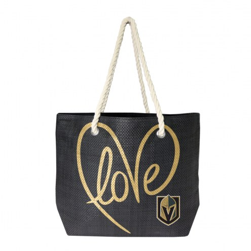 Vegas Golden Knights Rope Tote