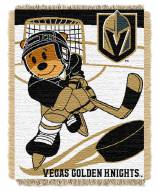 Vegas Golden Knights Score Baby Blanket