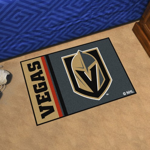 Vegas Golden Knights Starter Rug