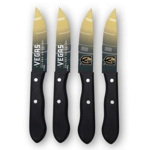 Vegas Golden Knights Steak Knives