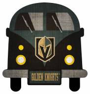Vegas Golden Knights Team Bus Sign