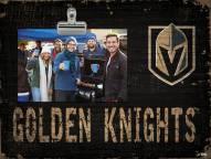 Vegas Golden Knights Team Name Clip Frame